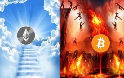 What Is The Flippening? Is It Game-Over For Bitcoin?