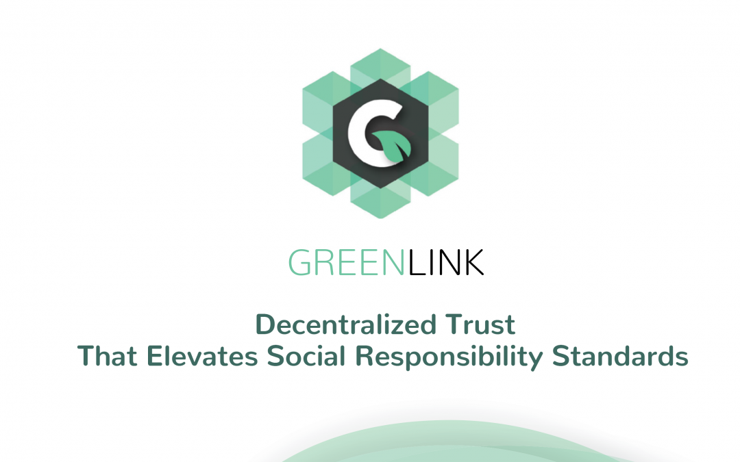 GreenLink: Driving Sustainability and Social Change with the Use of Blockchain